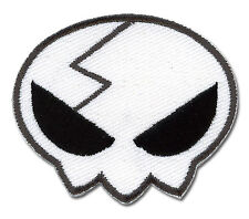 **License** Gurren Lagann SD Yoko Littner Skull Logo Symbol Iron On Patch #4299