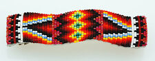 Native American Handmade Beaded Hair Barrette