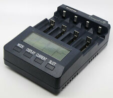 v2.1 BT-C3100 Li-ion NiCd NiMH 18650 Battery Analyzer Tester Refresh Charger