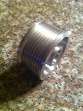 "2.70"" 8 rib Supercharger PULLEY for POWERDYNE, SCORPION, VORTECH  20mm bore"