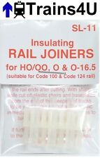 PECO SL-11 OO/HO Insulated Rail Joiners