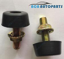 Rubber Bonnet Bump Bumper Stopper Set Nut Patrol GQ Ford Maverick DA Y60 (88-97)
