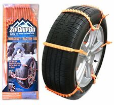 Zip Grip Go Emergency Winter Tire Traction Car Van Truck Vehicle Snow Chain Alt
