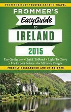 Frommer's EasyGuide to Ireland 2015 (Easy Guides)-ExLibrary