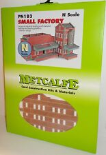 Metcalfe PN183 Small Factory Kit - (N) Railway Model
