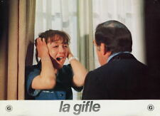 ISABELLE ADJANI LINO VENTURA LA GIFLE 1974    PHOTO D'EXPLOITATION #5