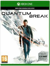 Quantum Break (Xbox One)   new&sealed (includes download for alan wake game)