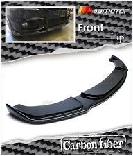 BMW F10 F11 5-Series 520i 523i 528i 530i M Tech Bumper Carbon Front Lip Spoiler