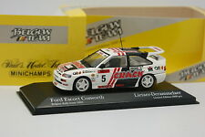 Minichamps 1/43 - Ford Escort Cosworth Belgian Rally Inter 1994 Crack