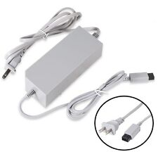 NEW Nintendo Wii Generic Home Wall AC Power Adapter Supply Cord Cable US SELLER