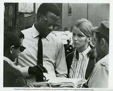SIDNEY POITIER JOANNA SHIMKUS THE LOST MAN  1969 VINTAGE PHOTO ORIGINAL #1