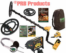 Garrett Ace 250 Deluxe Sports Pack Metal Detector+ More Free Items 2 Yr Warranty