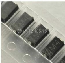 100PCS 1N4004 IN4004 M4 1A/400V SMA DO-214AC SMD Rectifier Diode