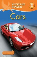 Kingfisher Readers L3: Cars-ExLibrary