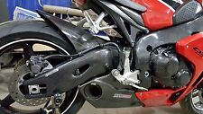 HONDA CBR 1000RR 2012-2016 Carbon Fiber Swingarm Covers Panels Protectors Guards