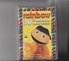 RAINBOW 30TH ANNIVERSARY SPECIAL 1972 -2002 KIDS 6 EPISODES