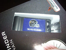 NFL BALTIMORE RAVENS KEY FINDER KEY CHAIN just a clap away!