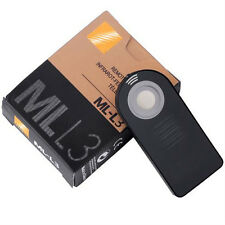ML L3 IR Wireless Remote Control for Nikon D7000 D5100 D5000 D3000 D60 D90 P7000