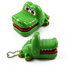Funny Crocodile Mouth Dentist Bite Finger Game  Toy Kids Alligator Roulette Game