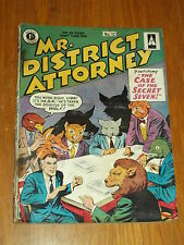 MR. DISTRICT ATTORNEY #12 BRITISH COMIC
