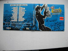 2005 Warped Tour Compilation by Various Artists (CD, Jun-2005, 2 Discs, Side One