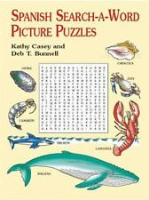 Dover Children's Language Activity Bks.: Spanish Search-a-Word Picture...