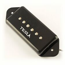 TESLA VR-P90 DOG EAR, NECK POSITION, BLACK