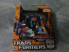 Transformers HFTD Voyager Battle Blade Optimus Prime Hasbro MISB