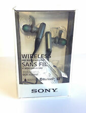 SONY MDRAS600BT Bluetooth Wireless Sports Headset Cyber Monday Special!!
