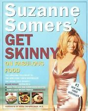 NEW - Suzanne Somers' Get Skinny on Fabulous Food by Somers, Suzanne