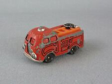 Hallmark Cards Inc 1988 Fiery Fred Fire Engine / Diecast Model Road Rover Truck