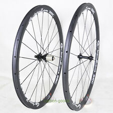 25mm wide 38C CARBONZONE 38C White Sticker 700C road bike wheels Basalt 20/24h