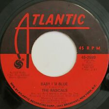 PSYCH / SOUL 45 THE RASCALS ON ATLANTIC HEAR - VERSAND KOSTENLOS AB 5 45S!