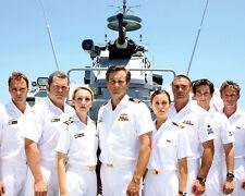 Sea Patrol Great New Cast 10x8 Photo