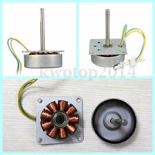Mini Micro Small 3-phase Wind Turbines Hand Alternator Generator 3V-24v 12v New