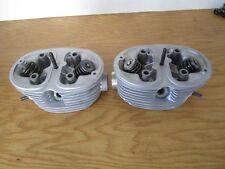 rebuilt cylinder heads new guides reground valve & seat BMW R51/3 R67 R50 R60