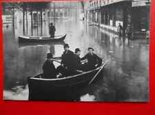 POSTCARD FRANCE SCENES DE RUE LORS PARIS 1900