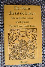 Der Stern tat sie lenken - Alte englische Lieder und Hymnen - in Deutsch - gbd.