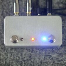 ABY Selector Combiner Switch AB Box New Pedal Footswitch Amp / guitar AB