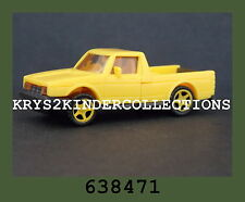 Jouet kinder Off-Road Abenteuer pick up jaune 638471 Allemagne 1998