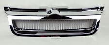 VW Jetta Bora MK4 99-04 Chrome Front Hood Badgeless Mesh Sport Grill