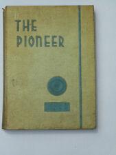 1935 yearbook John Harris High School, Harrisburg, PA,  The Pioneer