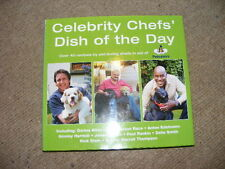 Celebrity Chefs' Dish of The Day HB book 40 recipes cook book cookery
