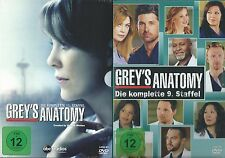 Grey's ( Greys ) Anatomy - Season/ Staffel Neun, Zehn, Elf - Neu & OVP 9 10 11