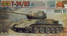AER 1/72 Russian T34/85 Tank,Great Deal Low Price!!