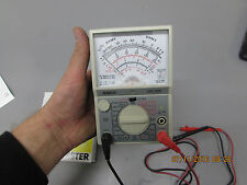 Analog Multimeter Messgerät Meter Messer Gerät Analogmultimeter