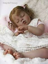 Arianna Sleeping Toddler Doll Kit