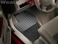 WeatherTech® All-Weather Floor Mats - Jeep Commander - 2006-2010 - Black