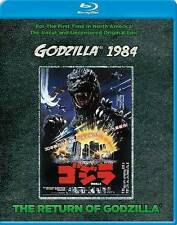 GODZILLA 1985: THE LEGEND IS REBORN (NEW BLU-RAY)