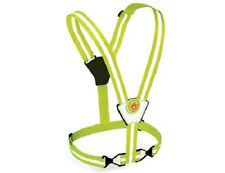 Amphipod Xinglet Lite LED Reflective Running Safety Vest, One Size - Hi-Viz